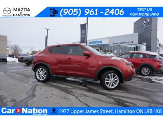 Used 2011 Nissan Juke SV | 6 SPEED for sale in Hamilton, ON