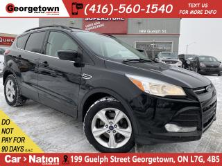 Used 2014 Ford Escape SE | 4WD | PANO ROOF | LEATHER | BACK UP CAM | for sale in Georgetown, ON