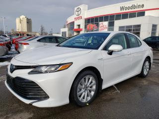 Used 2020 Toyota Camry HYBRID LE for sale in Etobicoke, ON