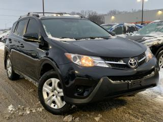 Used 2015 Toyota RAV4 YEAR END BLOW OUT - NO HAGGLE PRICING for sale in Midland, ON