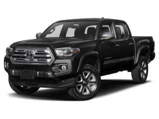 Used 2019 Toyota Tacoma LIMITED for sale in Moncton, NB