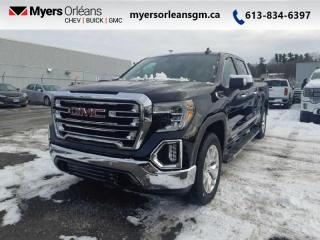 Used 2020 GMC Sierra 1500 SLT  - Leather Seats - Sunroof for sale in Orleans, ON
