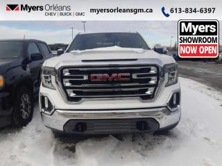 New 2020 GMC Sierra 1500 SLT  - Sunroof - Leather Seats for sale in Orleans, ON