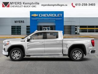 New 2019 GMC Sierra 1500 AT4  - Sunroof - Navigation for sale in Kemptville, ON