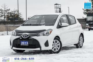 Used 2015 Toyota Yaris LE 1 Owner Clean Carfax Certfiied Warranty Finance for sale in Bolton, ON