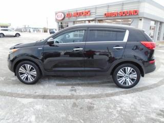 Used 2016 Kia Sportage EX for sale in Owen Sound, ON