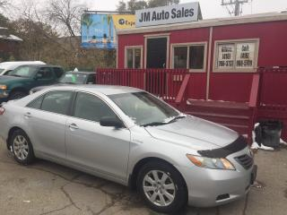 Used 2007 Toyota Camry Hybrid for sale in Toronto, ON