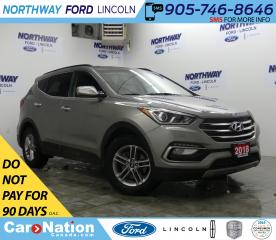 Used 2018 Hyundai Santa Fe Sport Premium | AWD | REAR CAMERA for sale in Brantford, ON