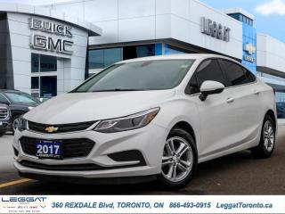Used 2017 Chevrolet Cruze LT  - Heated Seats -  Touch Screen for sale in Etobicoke, ON