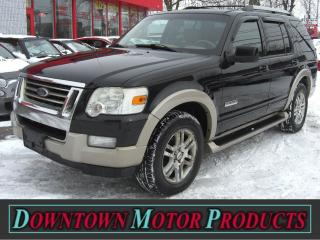 Used 2007 Ford Explorer Eddie Bauer for sale in London, ON