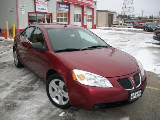 Used 2008 Pontiac G6 SE for sale in Cambridge, ON