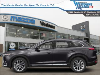 New 2019 Mazda CX-9 Signature AWD  -  Navigation -  Cooled Seats for sale in Toronto, ON