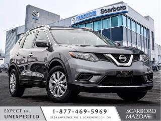 Used 2016 Nissan Rogue S|REAR CAMERA|1 OWNER|NO ACCIDNET for sale in Scarborough, ON