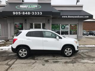 Used 2015 Chevrolet Trax LT for sale in Mississauga, ON