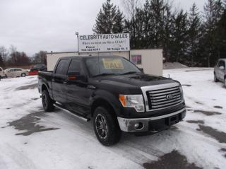 Used 2011 Ford F-150 4X4 4 D00R XTR for sale in Elmvale, ON