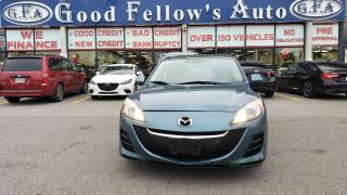 Used 2010 Mazda MAZDA3 GS MODEL, 2.0 LITER, 4CYL, BLUETOOTH, ALLOY for sale in Toronto, ON