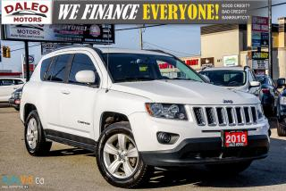 Used 2016 Jeep Compass High Altitude | AWD | HEATED SEATS | LEATHER | for sale in Hamilton, ON