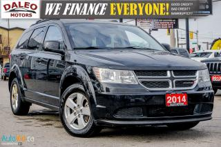 Used 2014 Dodge Journey SE Plus | 7 PASSENGER | REAR AIR | for sale in Hamilton, ON