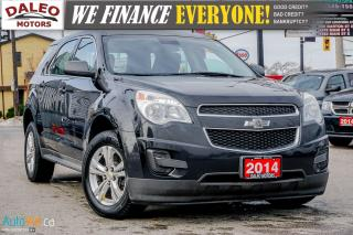Used 2014 Chevrolet Equinox LS | BLUETOOTH | SIRIUS | ONSTAR | for sale in Hamilton, ON