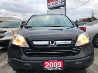 Used 2009 Honda CR-V EX-L w/NAVI, CAMERA, LEATHER, 3 YR WARRANTY, CERTI for sale in Woodbridge, ON