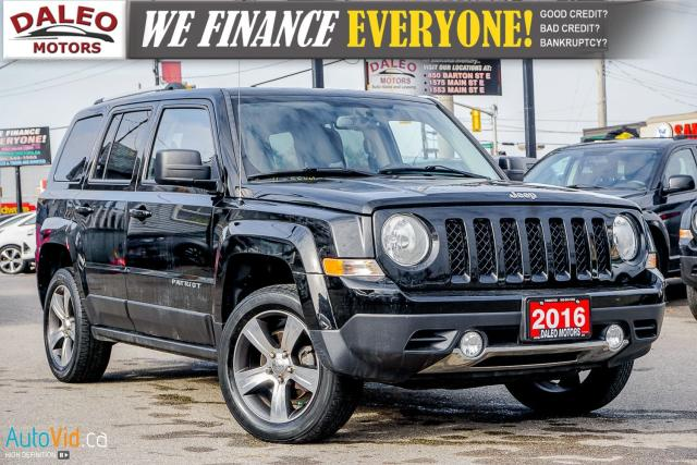 2016 Jeep Patriot High Altitude | AWD | HEATED SEATS | LEATHER | NAV