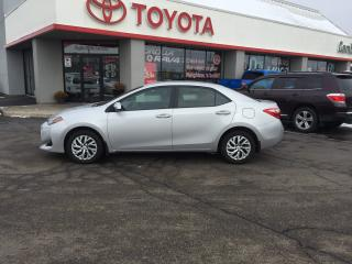 Used 2017 Toyota Corolla LE HEATED SEATS, PARKING CAMERA & MORE! for sale in Cambridge, ON