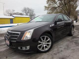 Used 2009 Cadillac CTS w/1SA for sale in Oshawa, ON