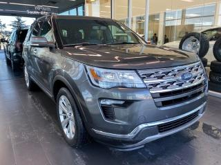 Used 2019 Ford Explorer LIMITED for sale in Edmonton, AB