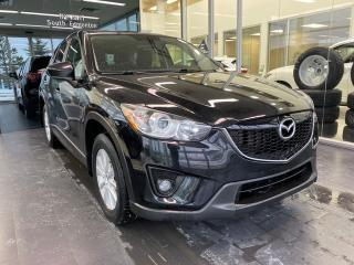 Used 2014 Mazda CX-5 GS AWD, POWER HEATED SEATS, SUNROOF, BACK-UP CAMERA for sale in Edmonton, AB