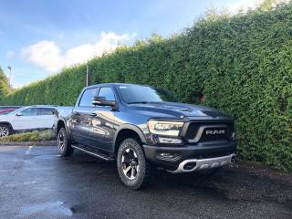 New 2020 RAM 1500 Rebel 4x4 Crew Cab 144.5 in. WB for sale in Surrey, BC