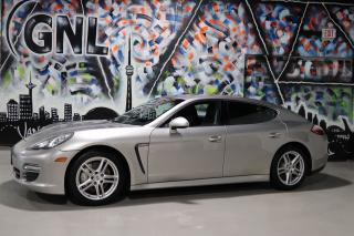 Used 2010 Porsche Panamera S for sale in Concord, ON