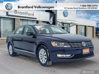 Used 2014 Volkswagen Passat Trendline 2.0 TDI 6sp DSG at w/ Tip for sale in Brantford, ON