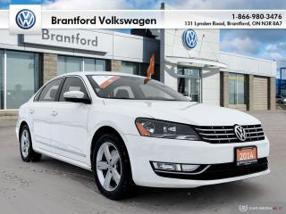 Used 2015 Volkswagen Passat Comfortline 2.0 TDI 6sp DSG at w/ Tip for sale in Brantford, ON