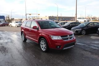 Used 2017 Dodge Journey GT for sale in Calgary, AB