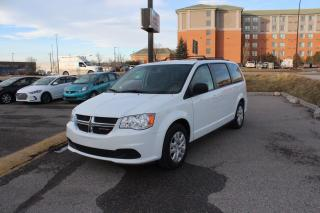 Used 2018 Dodge Grand Caravan SXT for sale in Calgary, AB