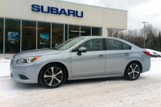 Used 2016 Subaru Legacy 2.5i w/Limited & Tech Pkg for sale in Minden, ON