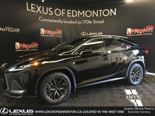 New 2020 Lexus RX 350 F Sport Series 3 for sale in Edmonton, AB