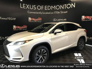 New 2020 Lexus RX 350 RX 350 for sale in Edmonton, AB