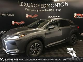 New 2020 Lexus RX 350 Premium Package for sale in Edmonton, AB