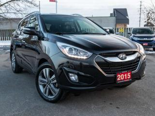 Used 2015 Hyundai Tucson Limited 4dr AWD Sport Utility for sale in Brantford, ON