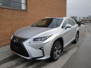 Used 2016 Lexus RX 350 Navigation,Luxury for sale in Oakville, ON