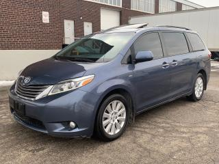 Used 2017 Toyota Sienna XLE AWD NAVI  REAR VIEW CAMERA  BLUETOOTH  ALLOYS for sale in North York, ON