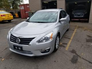 Used 2015 Nissan Altima for sale in Toronto, ON