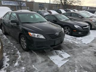 Used 2008 Toyota Camry SHIPPERS SPECIAL,08CAMRY,4CYL,3888, for sale in Toronto, ON