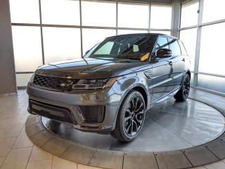New 2020 Land Rover Range Rover Sport HST P400 for sale in Edmonton, AB