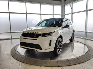 New 2020 Land Rover Discovery Sport SE R-DYNAMIC P250 for sale in Edmonton, AB