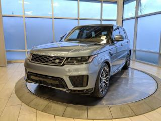 New 2020 Land Rover Range Rover Sport FALL SAVINGS EVENT!!! for sale in Edmonton, AB