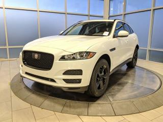 New 2020 Jaguar F-PACE Prestige for sale in Edmonton, AB