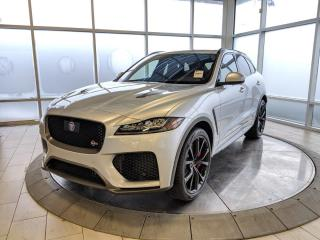 New 2020 Jaguar F-PACE 0% FINANCING AVAILABLE! for sale in Edmonton, AB