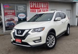 Used 2017 Nissan Rogue SV for sale in Mississauga, ON
